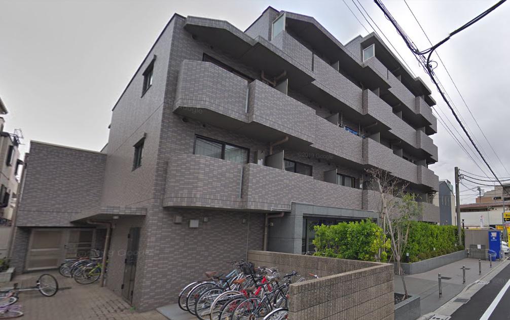 ルーブル新宿西落合八番館