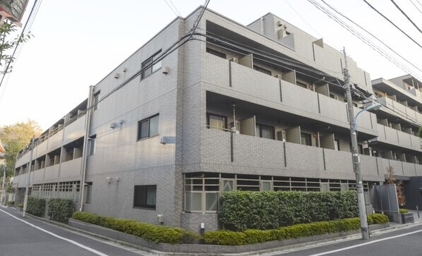 ルーブル早稲田弐番館